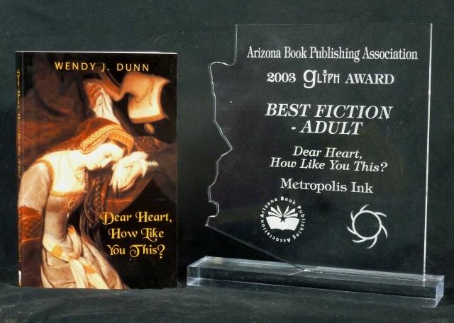 Glyph Award 2003 ABPA Dear Heart How Like You This
