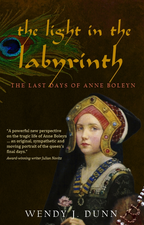 The Light in the Labyrinth cover